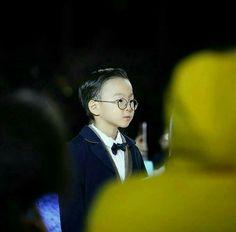 Handsome boy. Daehaniee