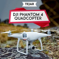 Smarter, leaner, faster, stronger? That's the promise with DJI's Phantom 4. Buy Now: https://www.tejar.pk/dji-phantom-4-quadcopter #Tejar #DJI #Phantom4