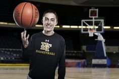 High School Basketball Senior Picture
