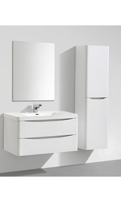 Free Delivery Over Finance Available* Free Design Shower Fittings, Modern Vanity, Wall, Bathroom Vanity Units, Tall Cabinet Storage, Vanity, Wall Mounted Vanity, Basin White, Vanity Units