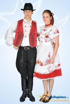 This site sells Hungarian Kalocsa folk costumes!