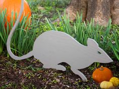 Giant Rat Outdoor Halloween Decoration