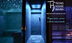 Bagno turco, sauna e doccia emozionale