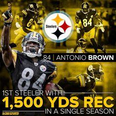 Antonio Brown!