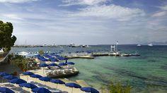 L'Hôtel : Les Lieux - Hotel Belles Rives : Antibes, Juan les Pins
