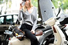 3 Lazy Weekend Outfits | FASHIOLISTA | love your style!