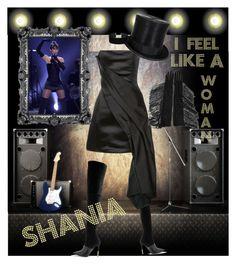 shania by traceyenorton on Polyvore featuring polyvore мода style Halpern Balmain Miss Selfridge Lanvin fashion clothing