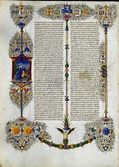 Bible of Borso d'Este — Viewer — World Digital Library
