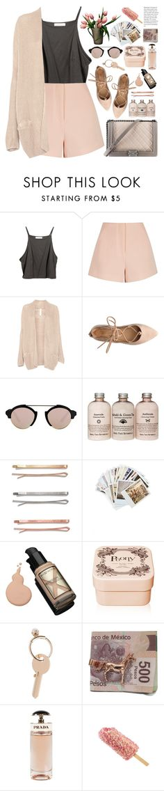 """2217. Remember that your greatest talent is so much powerful than your biggest fear."" by chocolatepumma ❤ liked on Polyvore featuring Finders Keepers, Pull&Bear, Chanel, Illesteva, Madewell, Chronicle Books, Max Factor, Henri Bendel, Maison Margiela and Prada"