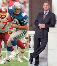 What a great photo of Steve.  ...Former Athletes Turned Politicians - Steve Largent | Sports Illustrated Kids