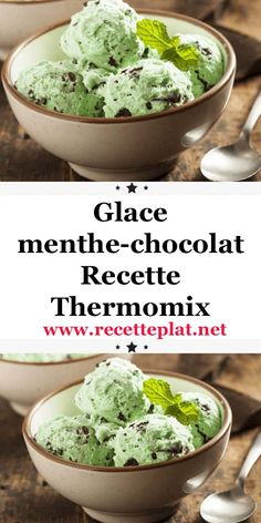 Mint-chocolate ice cream with Thermomix - - Birthday Party For Teens, Birthday Brunch, Thermomix Desserts, Easy Desserts, Cake Recipes, Dessert Recipes, Mint Ice Cream, Chocolate Ice Cream, Chocolate Recipes