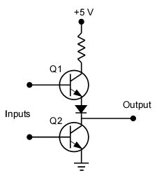 How does tri-state buffers work: But there is also widely used tristate logic, where is ability to switch I/O ...  scienceprog.com