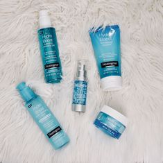 Hydrate Your Skin with Neutrogena's Hydro Boost | AmandasOK.com
