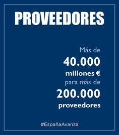 PROVEEDORES #DEN2014