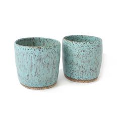 rennes Small Cups - Turquoise
