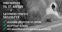 Vind En Skiferie Til St. Anton & Skiudstyr For 4 Personer