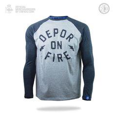 Urban T-shirt On Fire RCD Graphic Sweatshirt, T Shirt, Urban, Sweatshirts, Sweaters, Fire, Collection, Fashion, Sports