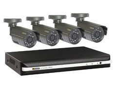 Q-See QS494-411-5 4 Channel Security Surveillance DVR System with 500 GB Hard Drive and 4 Weatherproof Color Cameras, Black by Digital Peripheral Solutions. $299.99. From the Manufacturer                 QS494-411-5 Economical 4-Channel Surveillance Bundle AT A GLANCE:  4 Channel H.264 CIF/D1 DVR Real-time Resolution Pre-Installed 500GB Hard drive Four cameras with 400TVL resolution Weatherproof cameras for indoor or outdoor use Up to 40 feet of night vision Email Alerts Mob...