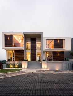 Casa MS on Behance ~ Great pin! For Oahu architectural design visit http://ownerbuiltdesign.com