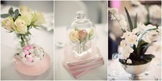Wedding Decor and Furniture Hire Companies in South Africa. Find everything you need to bring your wedding theme to life: lights, cutlery, crockery, etc. Wedding Centerpieces, Wedding Decorations, Table Decorations, Apothecary Jars Decor, Pearl And Lace, Romantic Roses, Decorated Jars, Vintage Party, Tray Decor