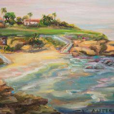 Last Days of Summer, La Jolla Cove - Concetta Antico