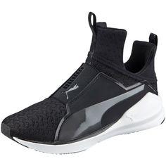 reputable site 7cbf3 0c297 Puma Fierce Engineered Mesh Women s Training Shoes ( 100) ❤ liked on  Polyvore featuring shoes, athletic shoes, puma shoes, puma athletic shoes,  ...