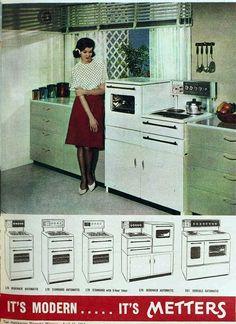 kitchens in 1964 | 1964 kitchen