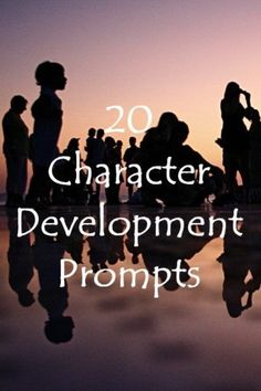 20 Character Development Writing Prompts (Part I) - Quixotic Quill - Larissa Writing Prompts For Writers, Book Writing Tips, Writing Skills, Writing Ideas, Character Development Writing, Writing Fantasy, Writing Characters, Writing Practice, Writing Help