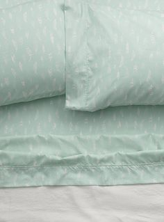 Feathers Microfibre Sheet Set Fits Mattresses Up To 15 In