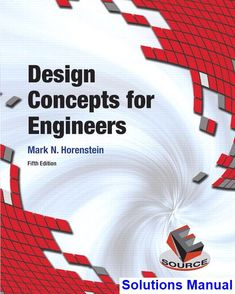 Pdf download feedback control of dynamic systems 7th edition solutions manual for design concepts for engineers 5th edition by horenstein ibsn 9780134001876 fandeluxe Choice Image