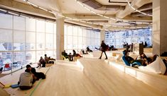Ryerson Student Learning Centre by Snøhetta and Zeidler Partnership Architects, in Toronto