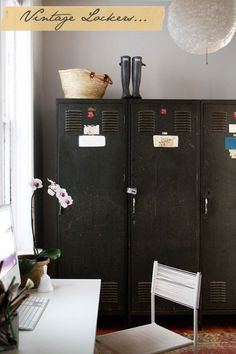 Design Sleuth: School Lockers