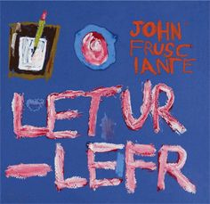 This is the cover of John Frusciante's new EP, Letur Lefur, which was buzzed about ten days ago. You can continue buzzing right here, where you'll also see the cover image of the full length that is to come later this year, PBX Funicular Intaglio Zone. What's even better, you can read John's message on the official site, see the artwork for the other upcoming release…and, of course, pre-order the EP! Order links:USAJapanThe rest of the world