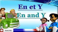 Learn French - Pronouns Y and En - Les pronoms Y et EN