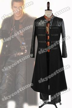 Farscape Commander John Robert Crichton Uniform Suit Jr Cosplay Costume Coat from Farscape