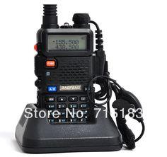 >> Click to Buy << Portable BAOFENG UV-5R Walkie Talkie 136-174/400-520Mhz Dual Band UHF/VHF Radio original pofung uv-5r 5w FM VOX two way radio #Affiliate