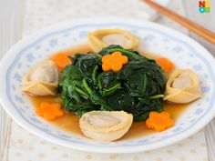 Chinese Spinach with