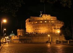 Castel Sant'Angelo – photo by Christian Hilgenhaus