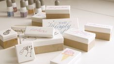 Custom Stamp Making with the Silhouette Mint™