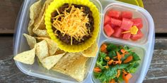 Kids School Lunch Ideas 227291112424165708 - Non Sandwich School Lunch Ideas – So many great school lunch ideas in this post! Hot dogs, quesadillas, mini corn dogs, mac and cheese, taco salad… yum! Non Sandwich Lunches, Lunch Snacks, Healthy Snacks, Healthy Recipes, Healthy Kids, Quick Sandwich, Healthy Eating, Sin Gluten, Gluten Free