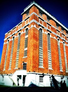 Former electricity factory, now it is the Electricity Museam #Lisboa #Portugal