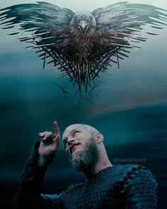 """Lagertha – Ragnar Lothbrok's Wife…Ragnar, Vikings One of my favorite shows on TV. I…""""The sons of Ragnar Lothbrok shall be spoken of so… from season 3 Vikings alternative movie poster by Edit Ballai… Vikings Game, Vikings Season, Vikings Tv Show, Ragnar Lothbrok Vikings, Viking Berserker, Viking Rune Tattoo, Viking Runes, Viking Tattoos, Thor"""