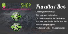 Prestashop Parallax Box - https://codeholder.net/item/plugins/prestashop-parallax-box