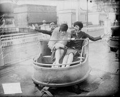 Amusement park, 1920s