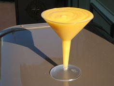 Grand Marnier Orange Slush Recipe served at France Drink Kiosk in EPCOT at Disney World