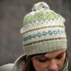 Ravelry: Sueza's Misty fair-isle hat