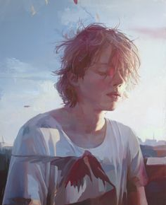 Interview: Meghan Howland Discusses Her Moody Oil Paintings | Hi-Fructose Magazine