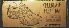 Recycle, Reuse and Donate your Running Shoes this Earth Day  www.soles4souls.org.