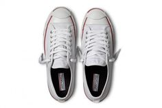 Still Undefeated...Undefeated for Converse 2012 Summer Jack Purcell Collection   Hypebeast