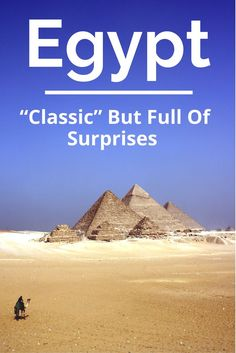 What's the first thing you think of when you imagine Egypt? For most people it's the Pyramids, the Sphinx, and the Nile River. It is so much more than that. Things to do in Egypt. Backpacking in Egypt.   #Egypt #travelegypt #backpackingegypt